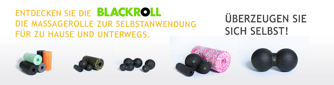 Blackroll Massagerolle